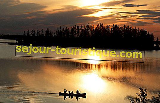 Die besten Campingplätze in Alberta