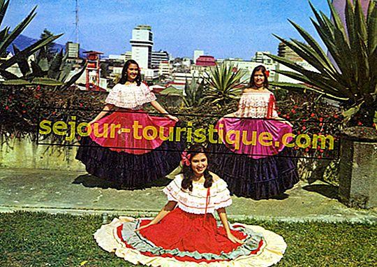 Giới thiệu về trang phục dân tộc của Costa Rica