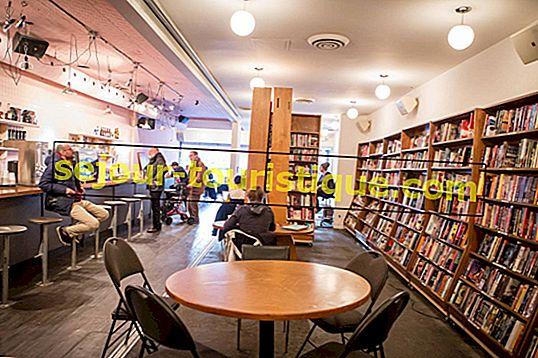 Panduan untuk Kedai Buku Terbaik Montreal