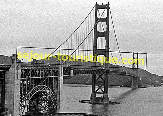 ประวัติสะพานโกลเดนเกต
