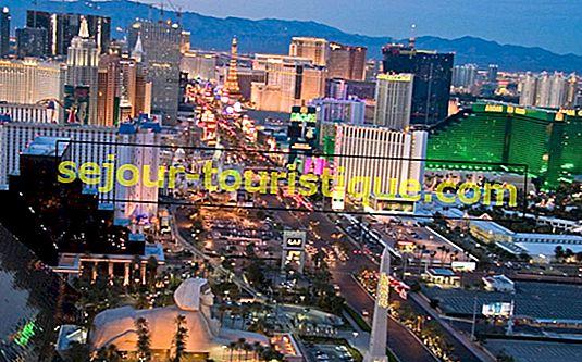 Les 10 meilleurs hôtels du Strip de Las Vegas