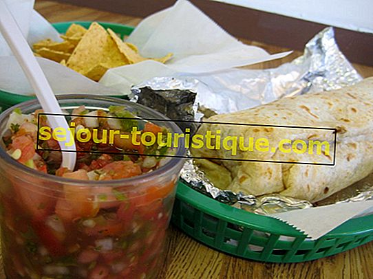 Sejarah Singkat Burrito California