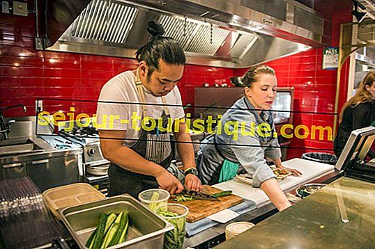 14 nhà hàng Trung Quốc được đầu bếp phê duyệt ở Toronto