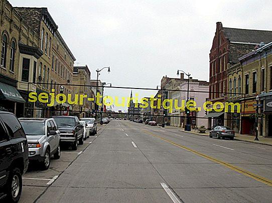 10 nhà hàng địa phương hàng đầu ở Oshkosh, Wisconsin