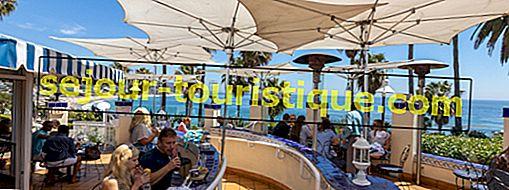 ラグーナビーチのトップレストラン、カリフォルニア州