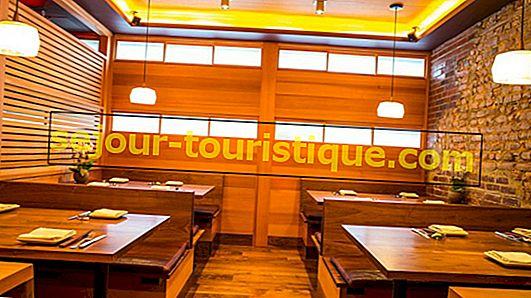 10 nhà hàng Nhật Bản tốt nhất của thành phố New York