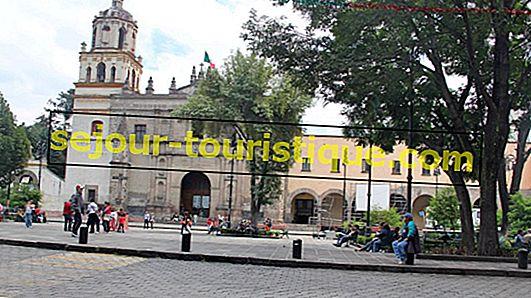 Hal-Hal Terbaik Yang Dapat Dilihat Dan Dilakukan Di Coyoacán, Mexico City