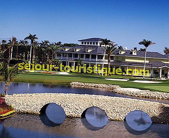 15 Kursus Golf Cantik untuk Main di Florida