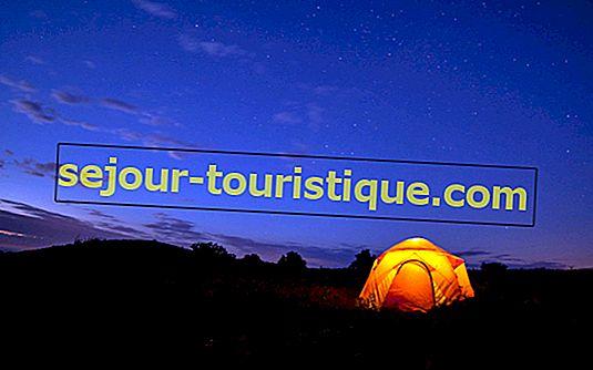 バージニア州のキャンプに行く10の風光明媚な場所
