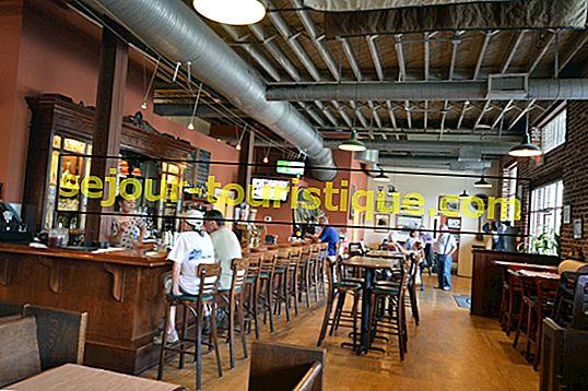 สุดยอดร้านอาหาร 10 แห่งใน Lynchburg รัฐเวอร์จิเนีย