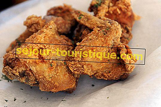 7 Tempat Terbaik Untuk Ayam Goreng Di New Orleans