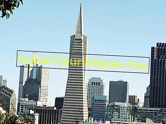 Une brève histoire du bâtiment Transamerica à San Francisco
