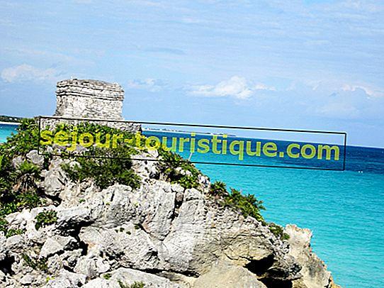5 ruines mayas à visiter absolument près de Cancún