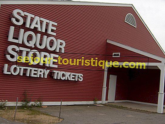 Les meilleurs endroits pour faire des achats hors taxes dans le New Hampshire