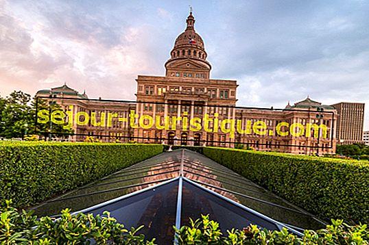 Une brève histoire du Texas State Capitol Building