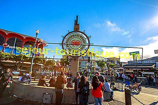 20 Objek Wisata yang Harus Dikunjungi di San Francisco