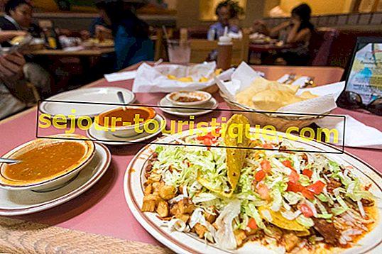 10 nhà hàng tốt nhất ở Albuquerque, New Mexico