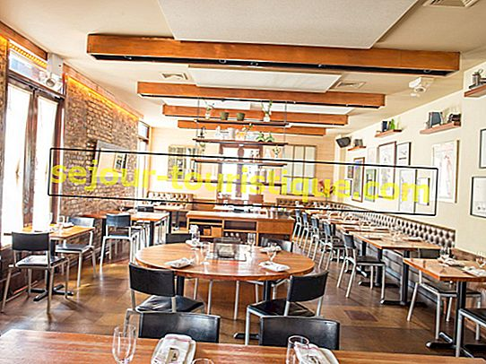20 Restoran Terbaik di Desa Timur
