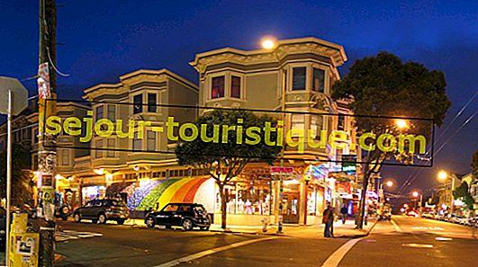 10 Hal Yang Dapat Dilakukan Di Distrik Haight San Francisco