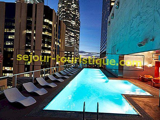9 โรงแรมที่ดีที่สุดในเมืองลอสแองเจลิส