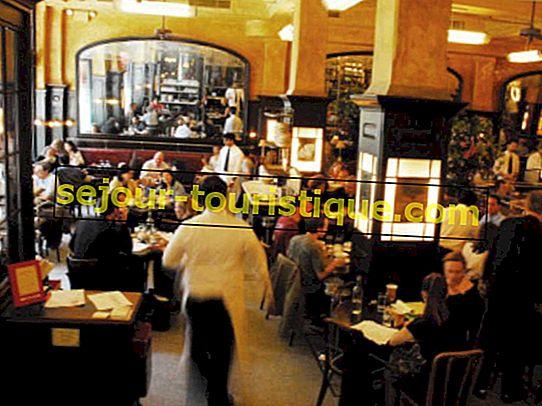 10 Restoran Prancis Terbaik dan Brasserie di Kota New York