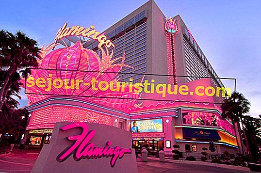 10 điều bạn chưa biết về khách sạn Luxor của Las Vegas