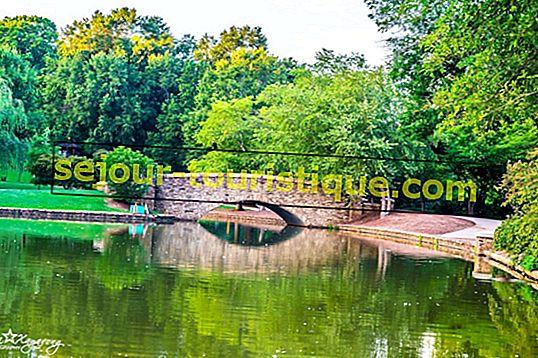 Les plus beaux parcs de Charlotte, NC