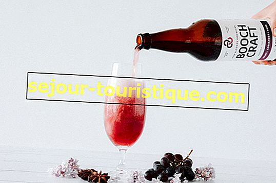Apa itu Boochcraft, New Alkoholic Kombucha California?