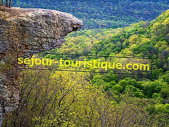 10 địa điểm đẹp nhất ở Arkansas, Hoa Kỳ