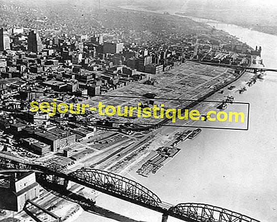 Een korte geschiedenis van de Gateway Arch in St. Louis