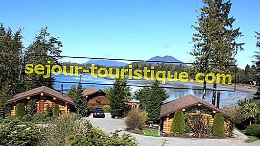 Les meilleurs endroits où séjourner sur l'île de Vancouver
