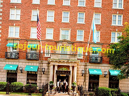 Die 12 besten Boutique-Hotels in Boston
