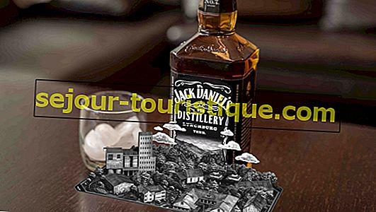 Une brève histoire de Jack Daniel's