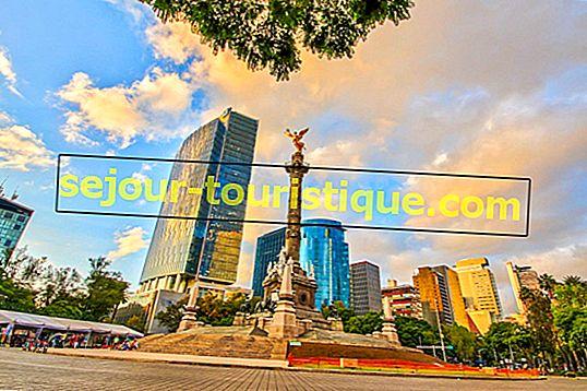 Hal-Hal Terbaik Yang Dapat Dilihat Dan Dilakukan Di San Angel, Mexico City