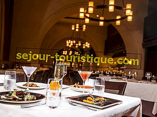 Restoran Fine Dining Terbaik Untuk Dicoba di Austin, Texas