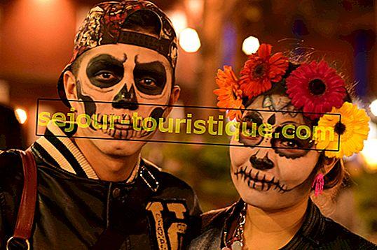 Explorer les traditions du jour des morts au Mexique