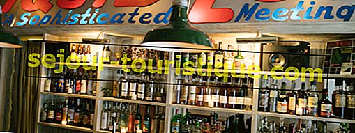 Bar Terbaik untuk Musik Langsung di SoHo