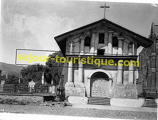 Lịch sử của sứ mệnh San Francisco de Asís (Mission Dolores)