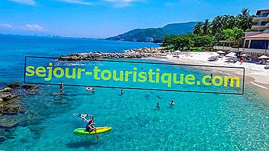 Les meilleures plages de Puerto Vallarta, Mexique
