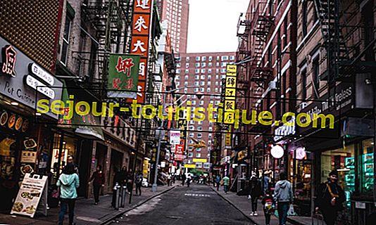 8 erstaunliche Dinge zu tun und zu sehen in New Yorks Chinatown