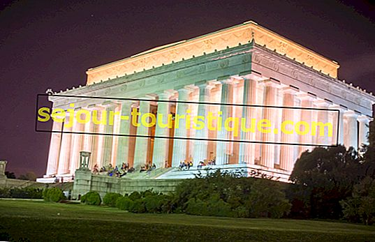 20 điểm tham quan không thể bỏ qua ở Washington, DC