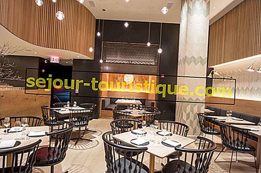 ニューヨークのベスト8北欧料理レストラン