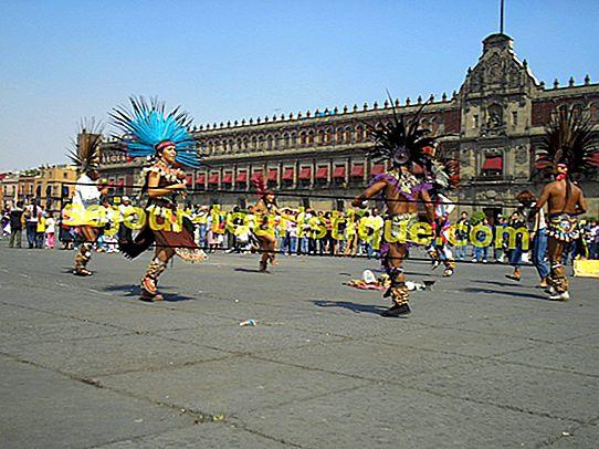 メキシコシティのソカロの簡単な歴史