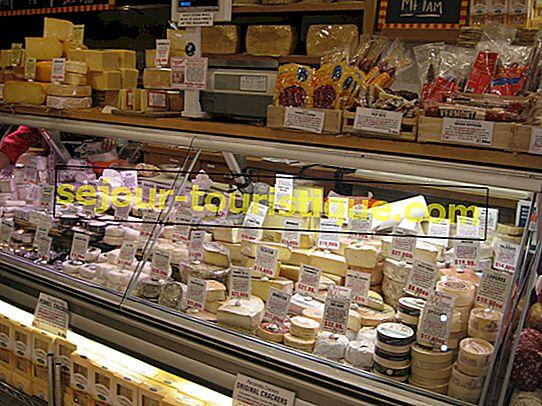 Die 10 besten Käsegeschäfte in New York