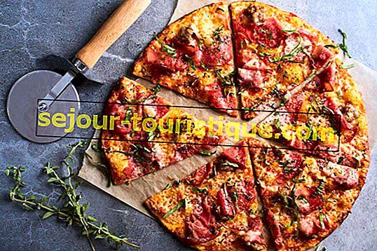 Qu'est-ce que la pizza à la californienne?