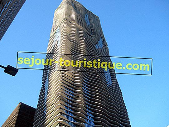 Chicago In 10 berühmten Gebäuden