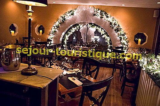 10 nhà hàng tốt nhất trong công viên Gramercy của Manhattan