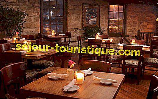 10 Restoran Terbaik di St Augustine, Florida