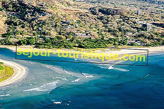 Pantai Selancar Terbaik di Kosta Rika