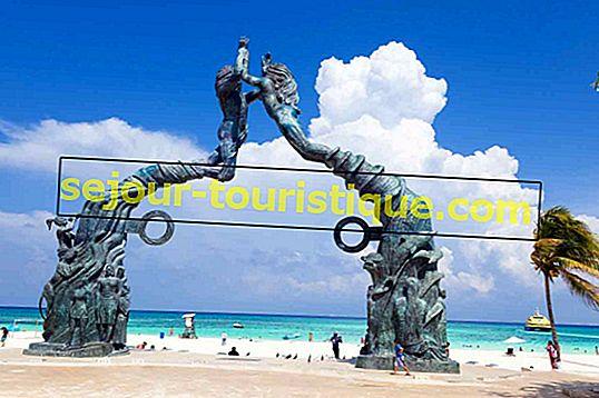 Les plus belles plages de Playa del Carmen